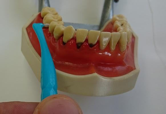 歯間ブラシ3